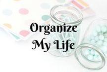 Organize My Life...