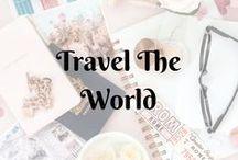 Travel The World...