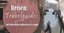 Reisen / Die schönste Orte für Reisen und Urlaube mit passenden Reiseberichten und Travel Diarys:  Städtereisen, Urlaub am Meer, tolle Urlaubsorte, interessante Travelguides vom Travelblog Written in Red Letters und anderen Reiseblogs.