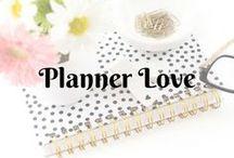 Planner Love...