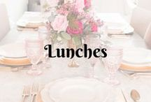 Lunches...