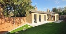 Case Study- Kew Gardens / Stunning bungalow set within Kew Gardens undergoes tasteful renovation.