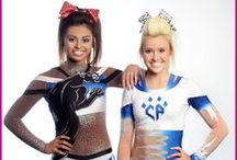 Rebel Athletic Cheerleading Uniforms / Allstar Cheerleading Uniforms