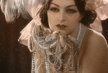 Vintage jewelry / by Christine Graves