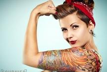 Tattoos / by Christine Graves