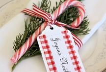 Tavola di Natale / Christmas Tablescapes