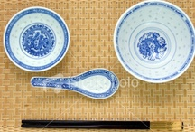 Tavola in stile cinese / Chinese style tablescapes