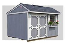 The Garden Shed / Learn more about the Cook Garden Shed building option.
