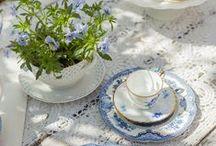 Tè in giardino / Garden Tea Party