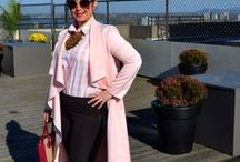 Outfit of the day / I love chic and casual. I sometimes mix both. I also adore accessories and shoes.