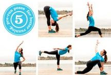 Yoga for runners / i think its great if we combine yoga and running in one passion :)