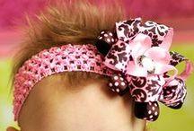 Hair clips, etc. / by Thelma Mudugu