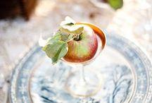 Tavola d'autunno / Autumn - Fall Tablescape