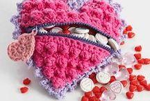 Crochet Heart - Corazón de Ganchillo