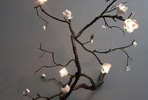 Lumières, Lights / Lumières Eclairages Guirlandes Lampes