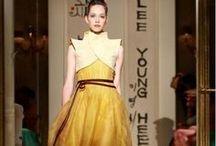 hanbok dress / hanbok