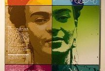 Frida Kahlo / Frida Kahlo et sa peinture, Diego Rivera