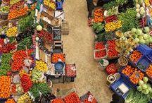 Marchés, Markets