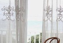 Bed linen and Curtains / Gaudion Furniture offers a wide range of Bedlinen, Throws, Table Cloths and beautiful ready made curtains.