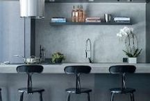 Bar Stools / Gaudion Furniture offers a wide range of kitchen and breakfast bar stools. Crafted in wood, cane and upholstered to suit every style of kitchen and bench height.