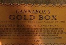 Cannabox Gold Box WINS! / The Cannabox GOLD BOX. Every subscriber is entered to win!