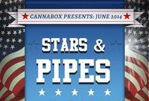 June 2014 Cannabox (Stars & Pipes) / Member photos of Stars & Pipes!