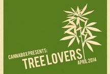 April 2014 Cannabox (Treelovers) / Member photos of Treelovers!