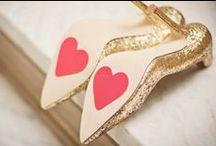 Heiraten am Valentinstag / Februar ist noch zu kalt und grau für eine tolle Hochzeit? Mitnichten! Romantischer wird's nicht!! :)