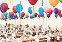kunterbunte Karnevals-Hochzeit / Ob närrisch, geheimnisvoll oder temperamentvoll und ausgelassen: Eine Polterhochzeit zur Karnevallszeit ist genau das Richtige für alle, die ein wenig bunter, ausgefallener, sinnlicher, schriller, extravaganter, glamouröser und exzentrischer feiern möchten! :)