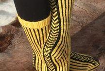 Socks /sukat/ / Sukkiamalleja