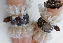 steampunk cuffs