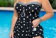 Plus size fashion / Fashion that is all about the curves