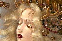 Artes de Michelle Mia Araujo