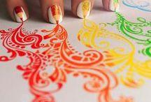Técnicas de Desenho e pintura