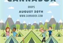 August 2015 Cannabox (Camp Cannabox) / (Ships August 20th)