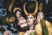 King Loki e Lady loki