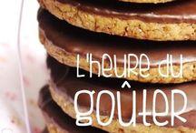 Goûters du 4h / gâteaux goûters biscuits
