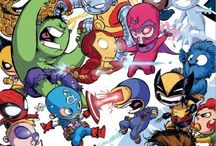Marvel - Comics