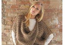 Make it yourself - sewing, knitting, crochet
