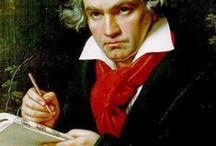 Beethoven / I love Beethoven's music