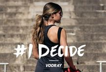 I Decide / Every day we are faced with choices - choices that will determine who we become. Who will you decide to be? #idecide
