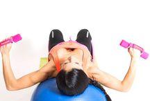 Exercise, Yoga & Pilates