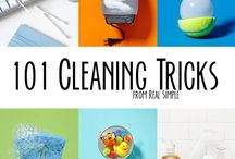 Laundry & Cleaning Tips