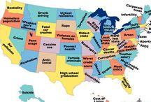 Info On The States of America