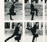 Monty Python postcards i've RECEIVED