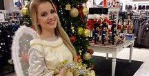 Zauberhafte Weihnachten mit kinderevents berlin / Full Service für Ihr Weihnachtsevent: Dekoration, Weihnachtsmann, Engel, Weihnachtsbasteln, Weihnachtsbäckerei, Geschenke-Einpackservice und vieles mehr!