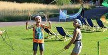 Riesen-Seifenblasen selber machen / Für alle Sommerfeste, für den Kindertag oder zum Schulanfang, die riesigen, schillernden Riesenseifenblasen  begeistern immer wieder aufs Neue.