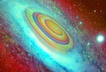 Outer Space & Natural Phenomena / All things space & natural phenomena  / by Carey Shea