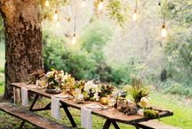 celebrate / party decorating and whimsical events