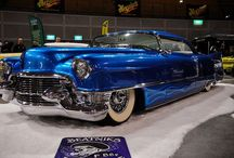 Cars, Automobiles & Concepts / An assortment of many types of automobiles old, new, past, present, custom, stock, imported, domestic, current, futuristic concept and flying vehicles.  / by USA Retired 1SGT/E8